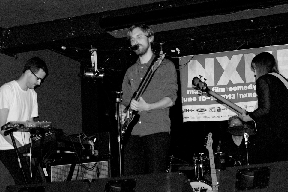 Program played a small crowd at The Garrison as a part of NXNE on June 12. (Photo: Tom Beedham)