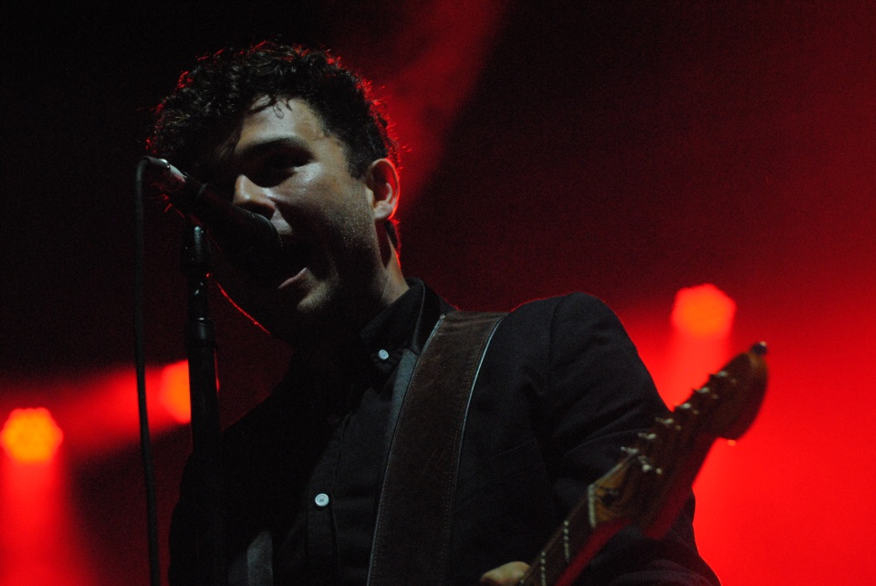 Arkells played a special set of Motown covers after their regular set at TURF on July 5. Photo: Tom Beedham